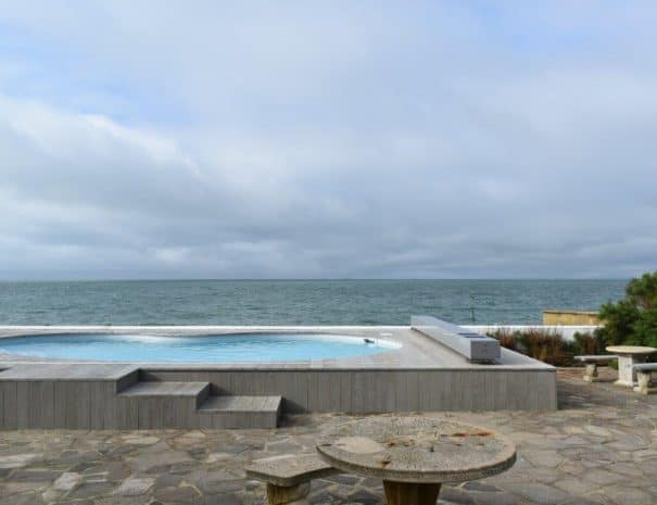 Heated Swimming Pool 1 - Selsey Beach House