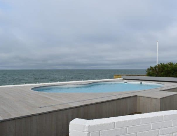 Heated Swimming Pool 2 - Selsey Beach House