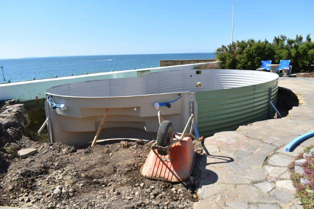 Swimming Pool Construction 11