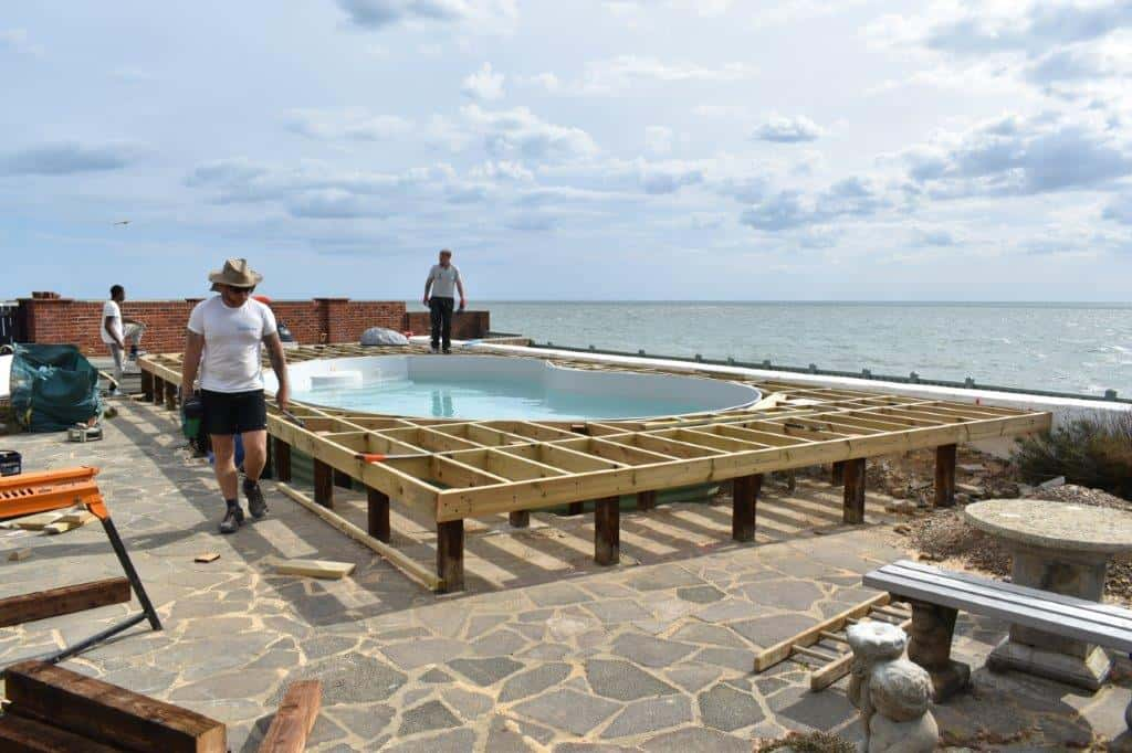 Swimming Pool Construction 18