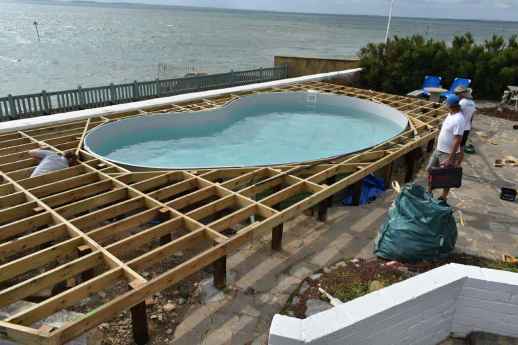 Swimming Pool Construction 20