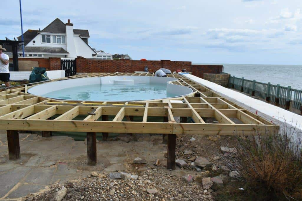 Swimming Pool Construction 22